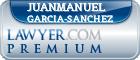 Juanmanuel Garcia-Sanchez  Lawyer Badge