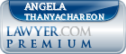 Angela M.W. Thanyachareon  Lawyer Badge