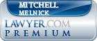 Mitchell Jay Melnick  Lawyer Badge