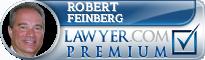 Robert I. Feinberg  Lawyer Badge