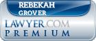 Rebekah Katherine Grover  Lawyer Badge