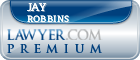 Jay Christopher Robbins  Lawyer Badge