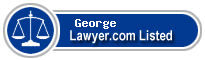 George Lawyer Badge