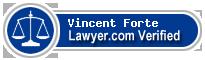 Vincent John Forte  Lawyer Badge