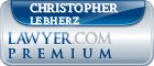 Christopher G. Lebherz  Lawyer Badge