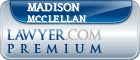 Madison Byron Mcclellan  Lawyer Badge