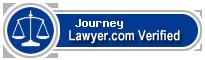 K Journey  Lawyer Badge
