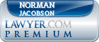 Norman Jacobson  Lawyer Badge
