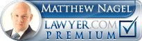 Matthew Nagel  Lawyer Badge