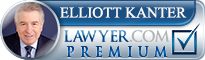 Elliott N Kanter  Lawyer Badge