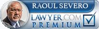 Raoul J. Severo  Lawyer Badge