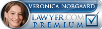 Veronica R. Norgaard  Lawyer Badge