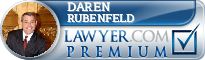 Daren Rubenfeld  Lawyer Badge