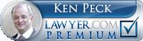 Ken Peck  Lawyer Badge