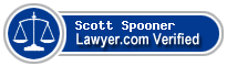 Scott Kelley Spooner  Lawyer Badge