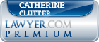 Catherine Nemetz Clutter  Lawyer Badge