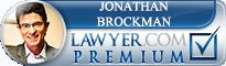 Jonathan Ross Brockman  Lawyer Badge