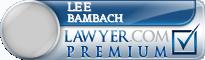 Lee Ann Bambach  Lawyer Badge