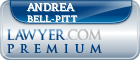 Andrea Therese Bell-Pitt  Lawyer Badge