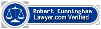 Robert M. Cunningham  Lawyer Badge