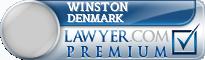 Winston A. Denmark  Lawyer Badge