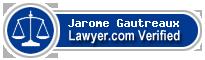 Jarome Emile Gautreaux  Lawyer Badge