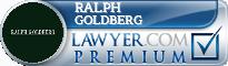 Ralph S. Goldberg  Lawyer Badge
