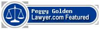 Peggy Jones Golden  Lawyer Badge