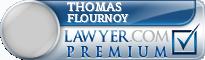Thomas Moffett Flournoy  Lawyer Badge