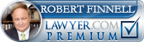 Robert K. Finnell  Lawyer Badge