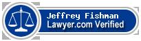 Jeffrey Martin Fishman  Lawyer Badge