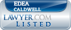 Edea Caldwell Lawyer Badge