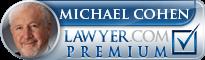 Michael J. Cohen  Lawyer Badge