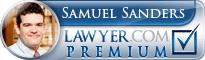 Samuel Lee Sanders  Lawyer Badge