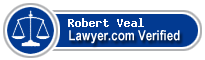 Robert Jeffery Veal  Lawyer Badge
