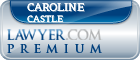 Caroline Garland Castle  Lawyer Badge