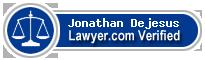 Jonathan Dejesus  Lawyer Badge