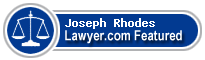 Joseph T. Rhodes  Lawyer Badge