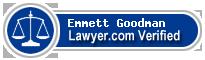 Emmett L. Goodman  Lawyer Badge