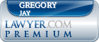 Gregory David Jay  Lawyer Badge