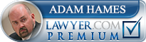 Adam M. Hames  Lawyer Badge