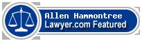 Allen Hammontree  Lawyer Badge