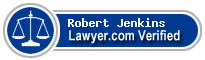 Robert Douglas Jenkins  Lawyer Badge