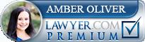 Amber R. Oliver  Lawyer Badge
