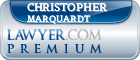 Christopher Carl Marquardt  Lawyer Badge