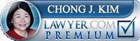 Chong Joo Kim  Lawyer Badge
