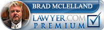 Brad McLelland  Lawyer Badge
