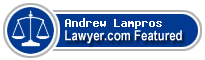 Andrew Lampros  Lawyer Badge