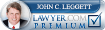 John Clifford Leggett  Lawyer Badge