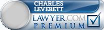 Charles Martin Leverett  Lawyer Badge